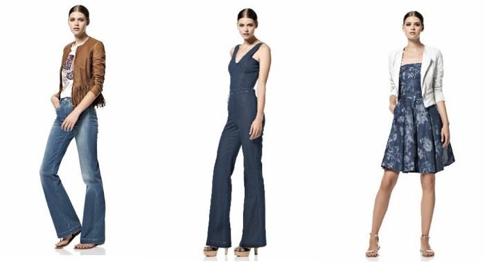 Kaos jeans primavera estate 2015