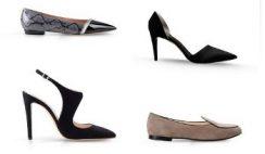 Nuove scarpe Armani primavera estate 2015