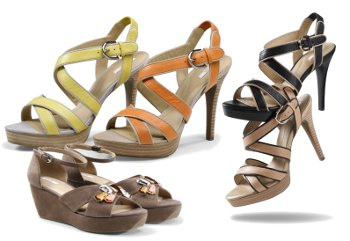 Nuove scarpe Geox primavera estate