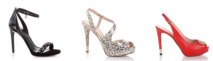 Scarpe Guess catalogo primavera estate 2015