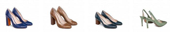 Scarpe Santoni collezione primavera estate 2015