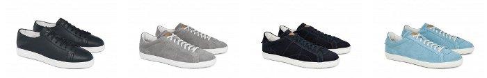 Scarpe Santoni uomo sneakers primavera estate 2015