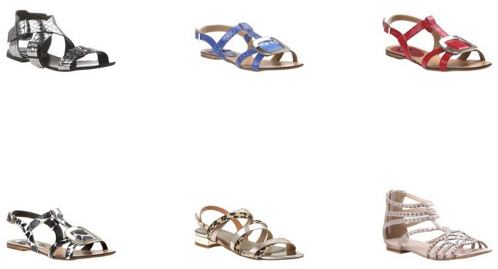 Scarpe  donna Bata primavera estate 2015