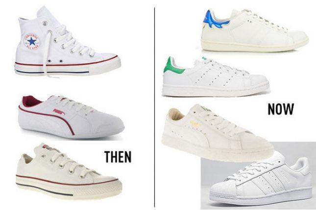 Sneakers e scarpe da ginnastica 2015