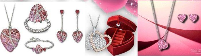 Swarovski collezione San Valentino