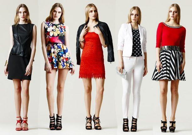 Abbigliamento Artigli primavera estate 2015