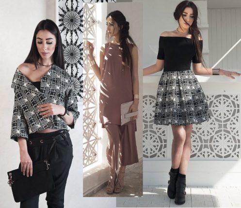Abbigliamento Carla G primavera estate 201