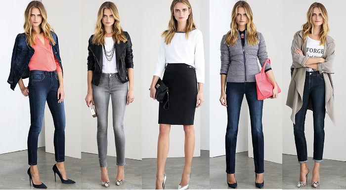 Abbigliamento Oltre primavera estate 2015