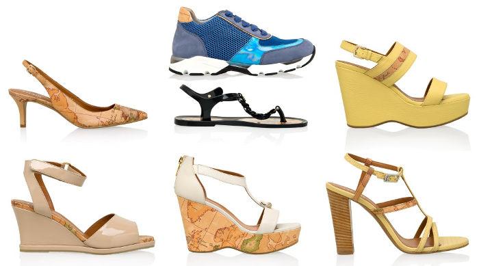 Alviero Martini scarpe primavera estate