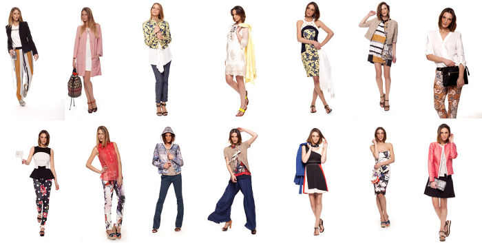 Catalogo Giorgia  Johns primavera estate 2015