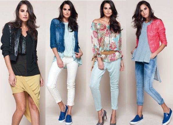 Coconuda abbigliamento primavera estate 2015