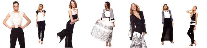 Giorgia  Johns abbigliamento  primavera estate 2015