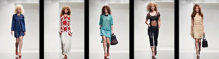 Twin Set primavera estate 2015 catalogo moda donna