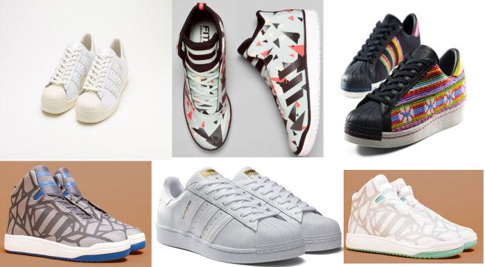 Adidas scarpe primavera estate 2015