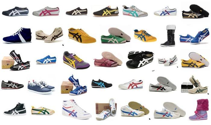 Catalogo Asics scarpe primavera estate 2015