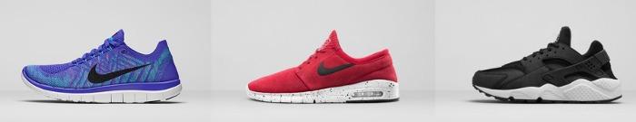 Collezione Nike scarpe primavera estate 2015