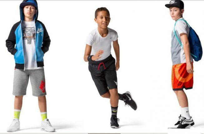 Nike scarpe bambini primavera estate 2015