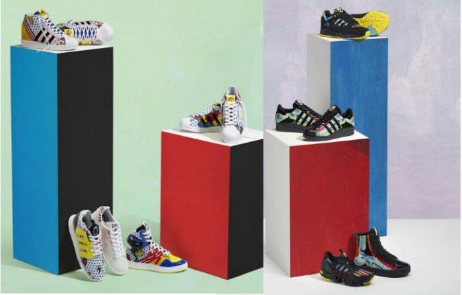 Scarpe Adidas primavera estate 2015