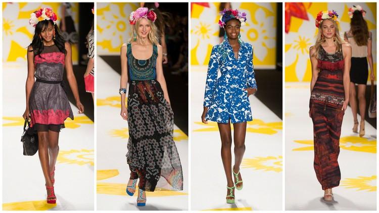 Abbigliamento Desigual primavera estate 2015