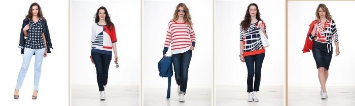 Abbigliamento Luisa Viola primavera estate 2015