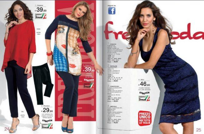 Catalogo Freemoda primavera estate