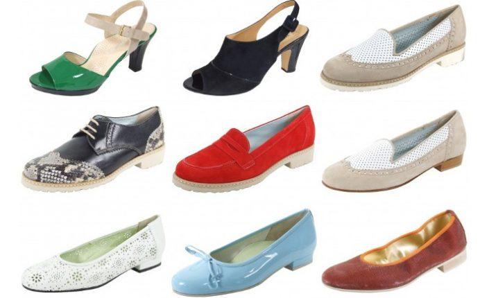 Catalogo Valleverde scarpe primavera estate 2015