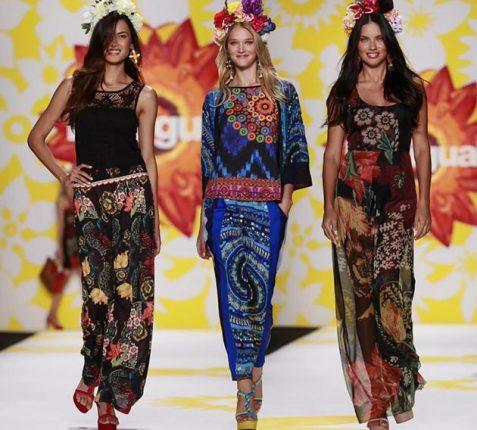 5622b236ee9 Desigual abbigliamento primavera estate - Abbigliamento donna ...