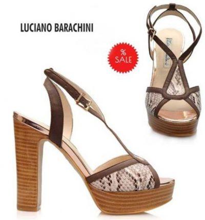 Collezione Luciano Barachini primavera estate 2015