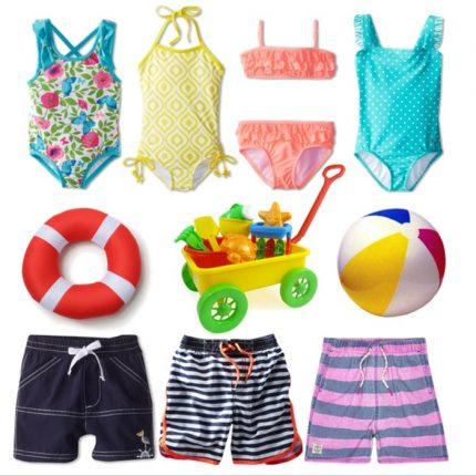 Costumi bambini disney estate 2015