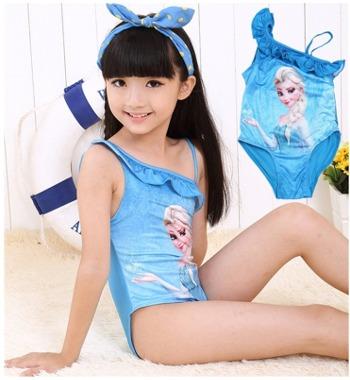 outlet 114f5 ec261 Costumi mare disney tanti modelli per bambini - Moda Bambino ...