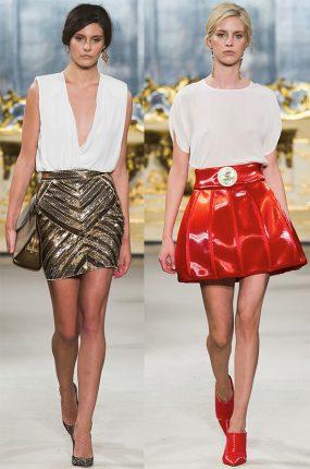 Elisabetta Franchi gonne tendenze moda estate 2015