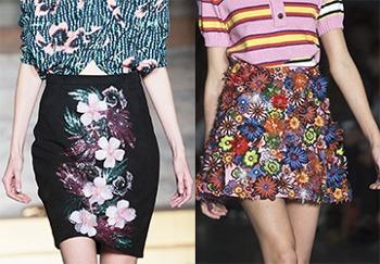 Gonne tendenze moda estate 2015