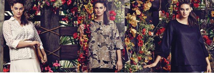 Marina Rinaldi collezione primavera estate 2015