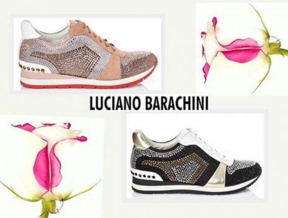 Sneakers Luciano Barachini primavera estate 2015