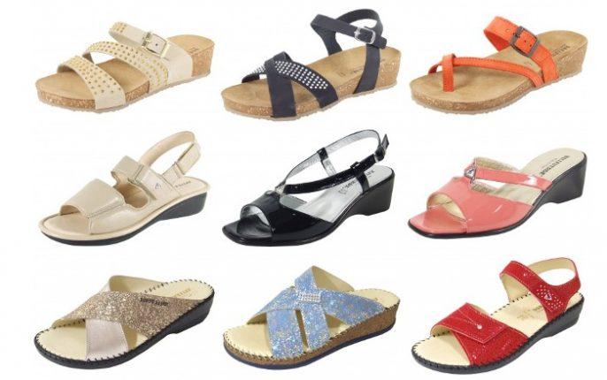 Valleverde scarpe primavera estate 2015