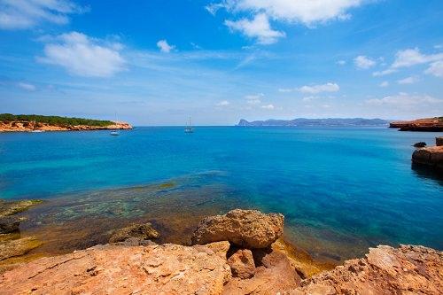 Cala Bassa Ibiza Spagna