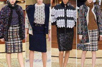 Chanel autunno inverno 2015 2016