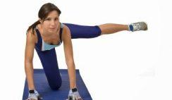 Corpo perfetto con dodici esercizi