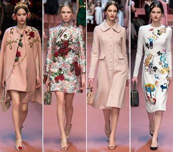 Dolce&Gabbana autunno inverno 2015 2016
