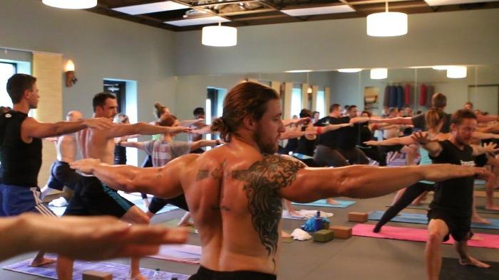 Lo yoga per uomini