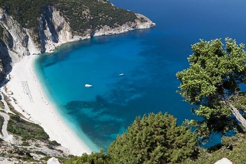 Myrtos Grecia