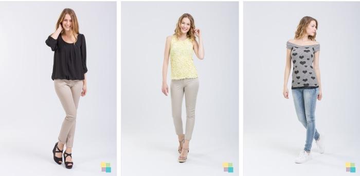 Nuna Lie catalogo abbigliamento 2015