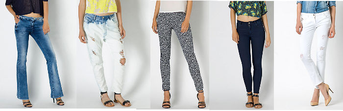 Patrizia Pepe jeans denim