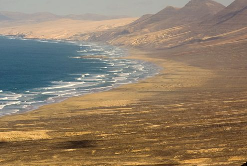 Playa de Cofete Spagna