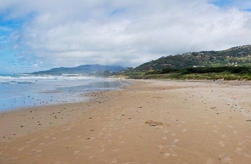 Playa de Los Lances Spagna
