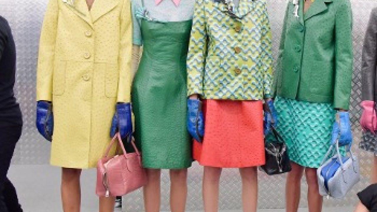 best website 52efb 77f26 Prada collezione autunno inverno 2015 2016 - Abbigliamento ...