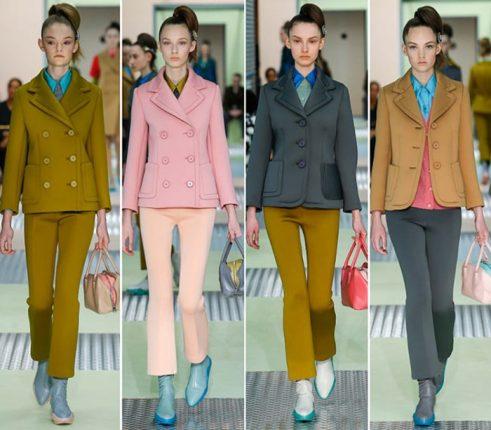 Prada giacche autunno inverno 2015 2016