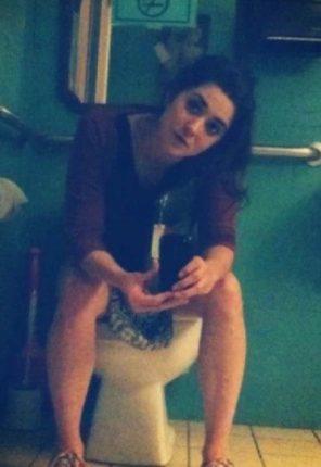 Selfie Imbarazzanti In Bagno 2