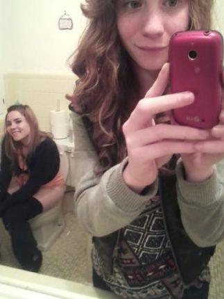Selfie Imbarazzanti In Bagno 3