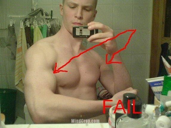 Selfie Imbarazzanti Ragazzo